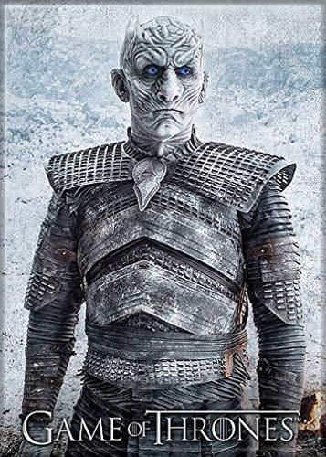 College Boy Gute Kostüm - Ata Boy HBO Game of Thrones Magnet, 6,4 x 8,9 cm, für Kühlschrank und Schließfächer, 2 Stück 2.5