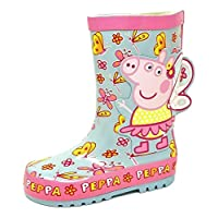 Peppa Pig Girls Thick Rubber Wellies