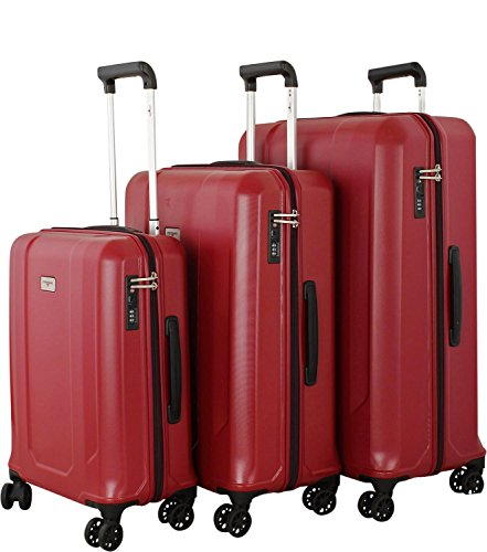 Hardware Airtech 4-Rad Trolley-Set 3-tlg 677 lady red