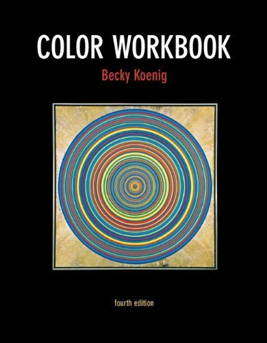 Color Workbook (4th Edition) 4th by Koenig M.F.A., Becky (2012) Paperback