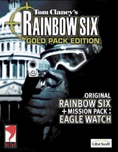 Tom Clancy\'s Rainbow Six: Gold Pack Edition