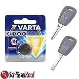 Varta Battery for Fiat Car Key 500Bravo Marea Panda Punto Stilo