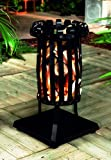 Premier BH073421 60cm Black Slim Brazier with Ash Tray