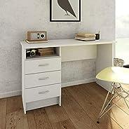 Function Desk by Tvilum, White, 80134 4949