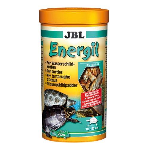 JBL Energil 70313 Hauptfutter für Sumpf- und Wasserschildkröten, 1er Pack (1 x 1 l)