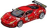 Carrera - Coche Evolution 132 Ferrari 458 Italia GT2 Risi Competizione, No.062, 2011 (20027383E)