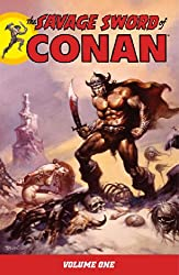 The Savage Sword of Conan Vol. 1