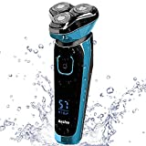 Best Electric Razors For Men - Electric Shaver Wet and Dry Waterproof for Men Review