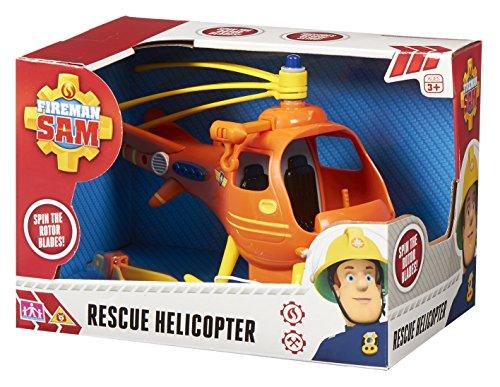 feuerwehrmann sam tom thomas Feuerwehrmann Sam FS03599 - Helikopter