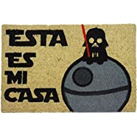 Koko Doormats Felpudo con Diseño Esta Es Mi Casa, Coco, 60 x 40 cm