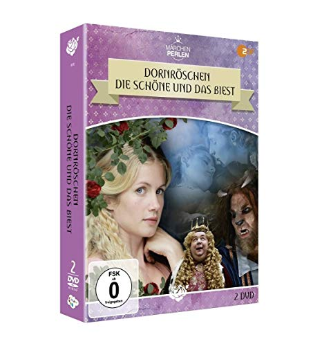 Box (inkl. Dornröschen & Die Schöne und das Biest) (2 DVDs)