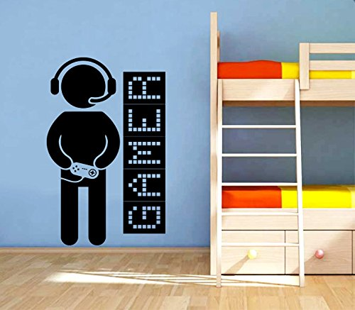 wall-decals-game-controllers-gamer-gamepad-joystick-gaming-video-game-kids-children-nursery-boys-roo
