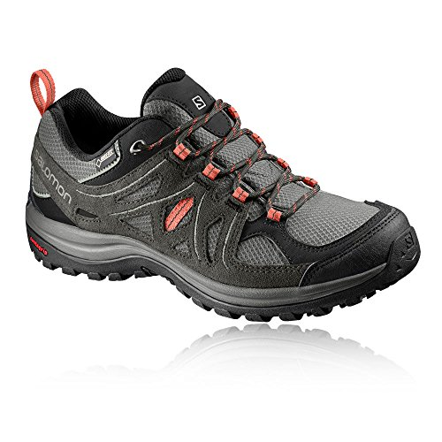 Salomon Ellipse 2 Gtx W, Scarpe da Escursionismo Donna Grey