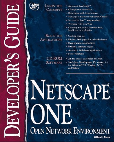 netscape-one-developers-guide