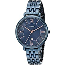 Fossil Jacqueline Analog Blue Dial Women's Watch - ES4094