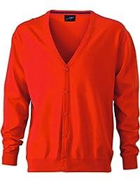 Suchergebnis auf Amazon.de für  Orange - Strickjacken   Pullover ... e7a19a9915