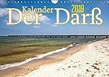Der Darß Kalender (Wandkalender 2019 DIN A4 quer): Der Darß - zwischen Fischland und der Halbinsel Zingst (Monatskalender, 14 Seiten ) (CALVENDO Natur) - Max Steinwald