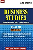 Business Studies (Including Project Work & Case Studies) Class- XII