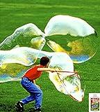 Bubble Thing Big Bubbles Zauberstab, und Mix–Macht 2,7Liter.–Bubbles größten, Kosten mindestens.