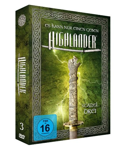 Staffel 3 (Limited Edition) (8 DVDs)