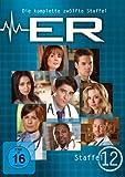 E.R. - Emergency Room Staffel 12 (6 DVDs)