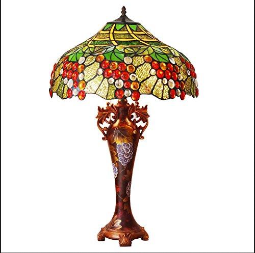 DUI lijun 201618pollici lampada di vetro colorato