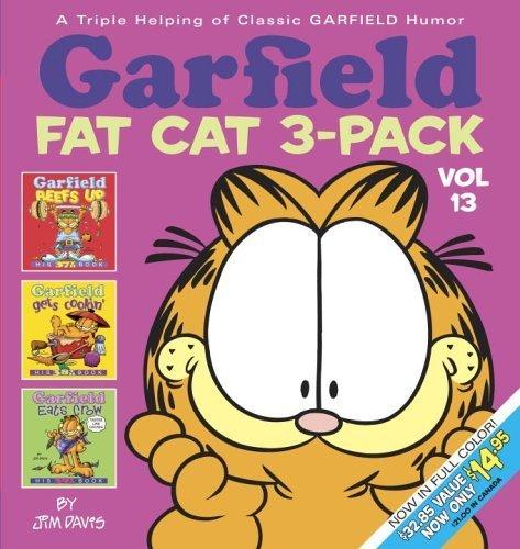 Garfield Fat Cat 3-Pack #13: A triple helping of classic Garfield humor by Davis, Jim (2006) Paperback