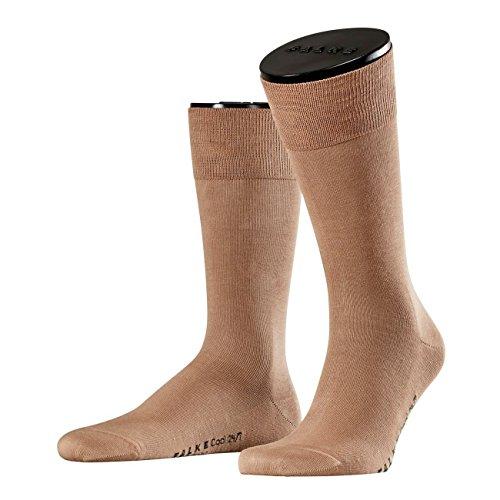 Preisvergleich Produktbild Falke City Herren Socken Cool 24/7 2er Pack, Größe:43/44;Farbe:Kamelhaar (4243)