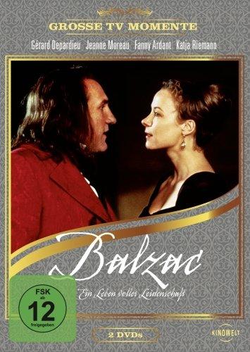 Bild von Balzac - Ein Leben voller Leidenschaft [2 DVDs]