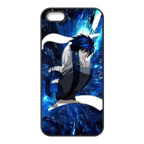 Death Note coque iPhone 4 4S Housse téléphone Noir de couverture de cas coque EBDXJKNBO11572