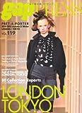 Gap Press Collections no. 119 London/ Tokyo A/W 2014/2015