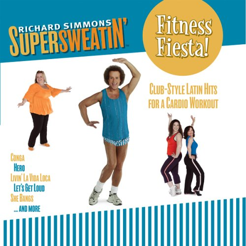 Fitness Fiesta! - Sweatin Simmons Richard