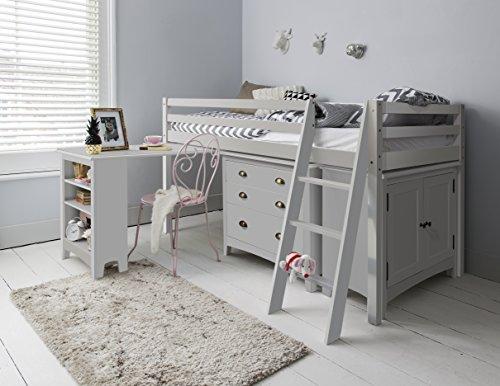 Etagenbett Kinder Mit Schrank : ᑕ❶ᑐ hochbett mit schrank ▻ bestseller für ihr schlafparadies