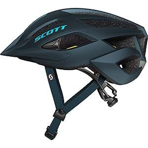 Scott Arx MTB Plus Fahrrad Helm blau 2017: Größe: M (55-59cm)