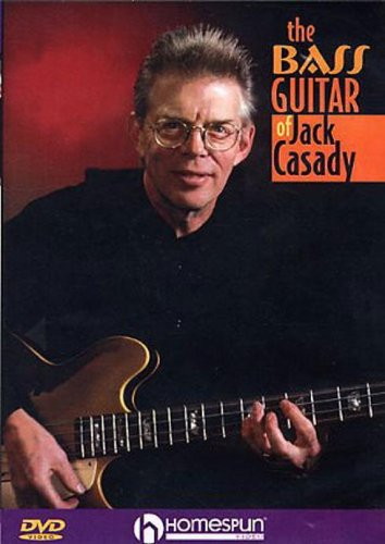 Price comparison product image The Bass Guitar Of Jack Casady [1997] [DVD]