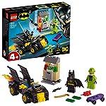 LEGO Super Heroes - Gioco per Bambini Batman e la Rapina dell'Enigmista, Multicolore, 6251534  LEGO