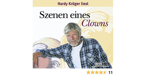 Szenen Eines Clowns Autorenlesung Amazon De Kruger Hardy Kruger Hardy Bucher