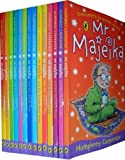 Mr Majeika Collection 14 Books Set RRP:£69.86(Mr Majeika,the School Trip,Mr Majeika and the Lost Spell Book,the Ghost Train, the Dinner Lady, the School Caretaker, the Music Teacher, the Haunted Hotel, the School Book Week, the Internet,..) (Mr Majeika bei Amazon kaufen