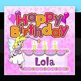 Happy Birthday Lola