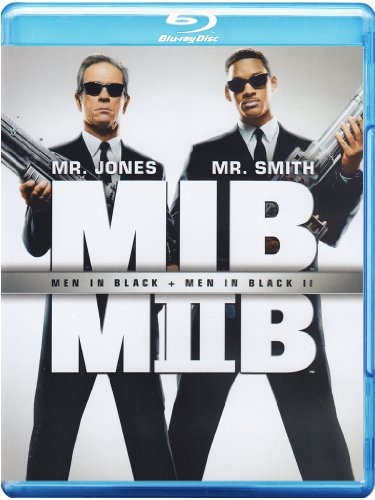 Bild von Men in black + Men in black II [Blu-ray] [IT Import]