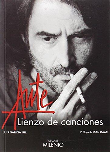 Descargar Libro Aute, lienzo de canciones (Música) de Luis García Gil