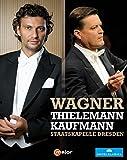 Wagner - Kaufmann / Thielemann (Staatskapelle Dresden) [Alemania] [Blu-ray]