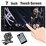Best Image Bluetooth Audio Receiver For Cars - Double Din Car Stereo, Cavogin 7 inch Touch Review