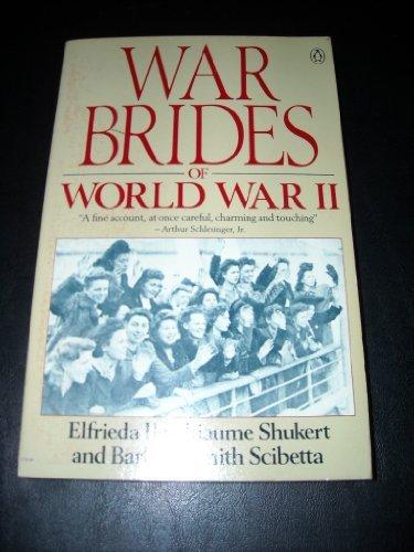War Brides of World War II