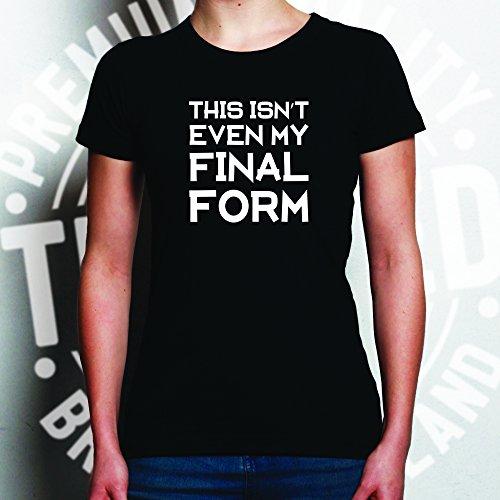 Das ist nicht einmal meine Endform Lustige Slogan Gymnastik-Training Frauen T-Shirt Turquoise