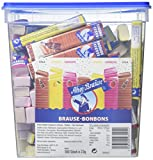 Ahoj-Brause Brause-Bonbon-Stangen – Brause-Bonbons verpackt als Stange – 3...