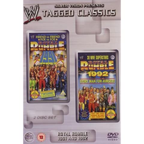 WWE - Royal Rumble 91 & 92