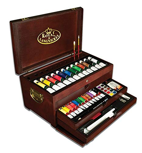 Royal & Langnickel RSET-ART8000 - Set de artista premier en...