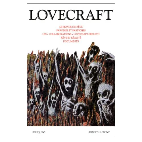 Oeuvres de H.P.Lovecraft, tome 3