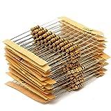Ils - 900 Pieces 30 Value 1ohm-3M 1/2W Carbon Film Resistor